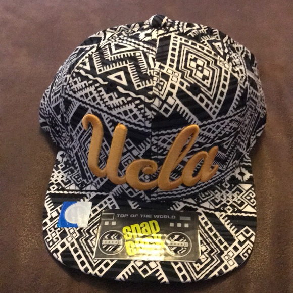 new styles d3698 49f80 Top Of The World UCLA Bruins Snapback Hat